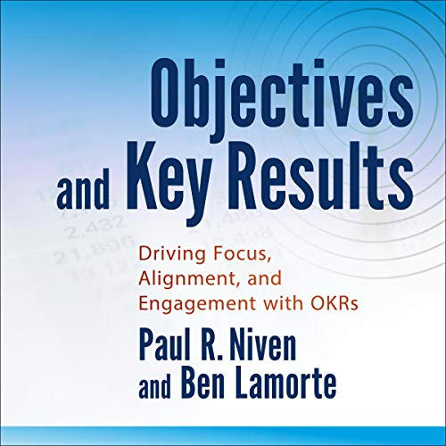 Objectives and Key Results cover art