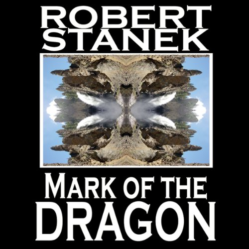 Mark of the Dragon audiobook cover art