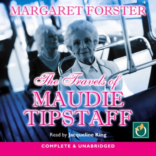 The Travels of Maudie Tipstaff audiobook cover art