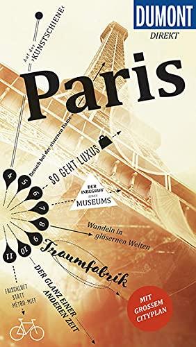 DuMont direkt Reiseführer Paris: Mit großem Cityplan