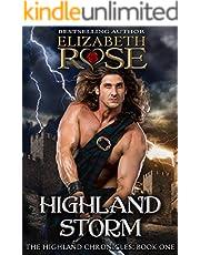 Highland Storm (The Highland Chronicles Book 1)