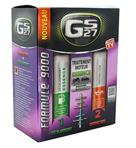 GS27 CLASS 170321 Formule 9000 Essence Set de 2, 100 ML