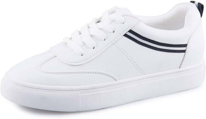 Autumn Fashion Casual Casual schuhe Lady Weiß Schuhe Schnüren Sie Dünne Schuhe  jetzt bestellen viel rabatt genießen