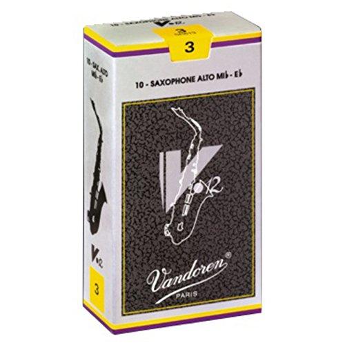 Vandoren SR6125 Box 10 Ance V12 2.5 Sax Alto
