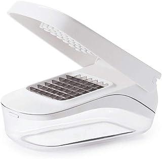 ZHTY Déchiqueteuse de légumes ABS + PC + 304 Acier Inoxydable sans bPa Slicer Cuisine Manuelle Couper de potevet Machine à...