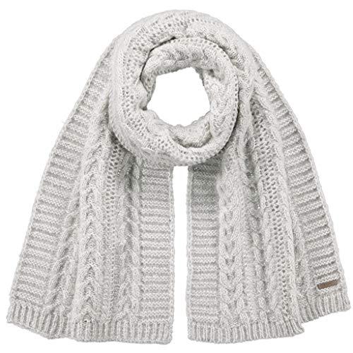 Barts Damen Anemone Scarf Schal, Elfenbein (MASCARPONE 0010), One Size (Herstellergröße: Uni)