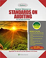 Students Referencer on Standards on Auditing: For CA Final Old and New Syllabus