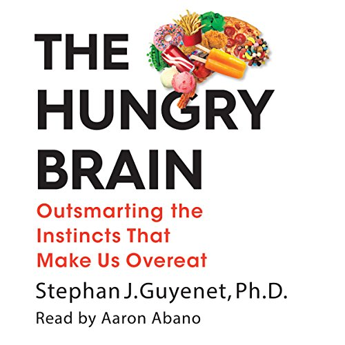 The Hungry Brain audiobook cover art