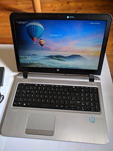 HP ProBook 450 G3 - Intel i5 6200U 2,30GHz (Win7+10) 3 Jahre Garantie