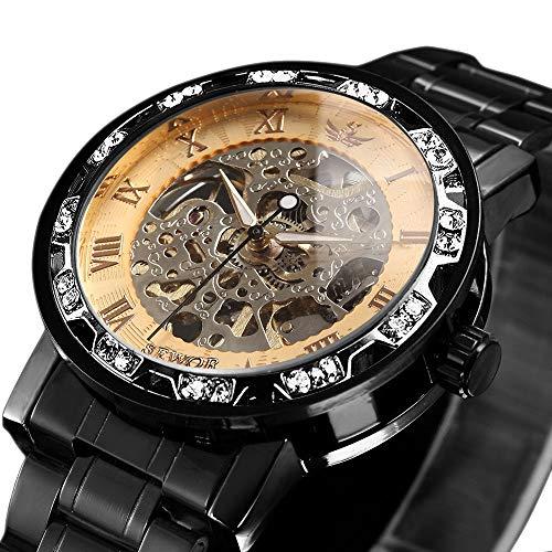 reloj thinner dorado fabricante A ALPS