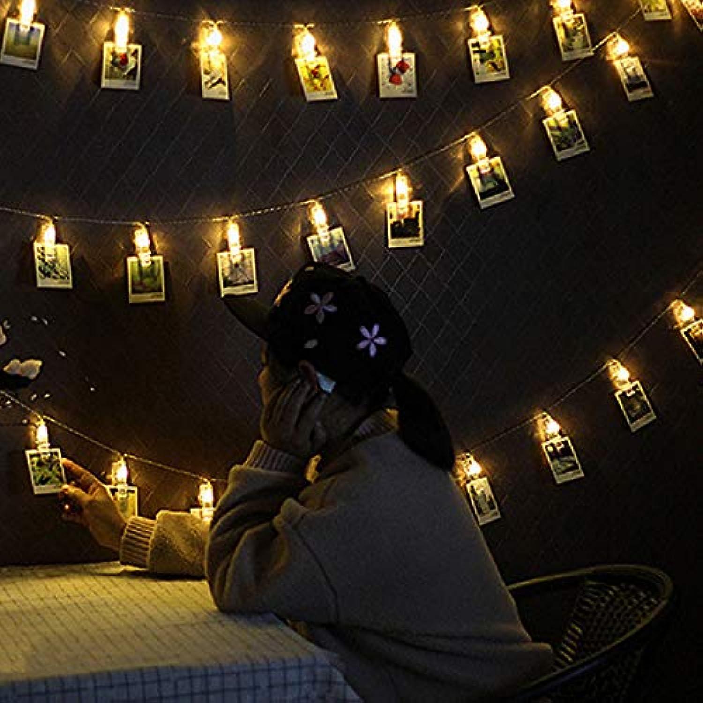 YAMAIDE Clip Licht Warmwei, Mit Steckdose, Innen-   Auenbeleuchtung, Handelsbeleuchtung, Gartenbeleuchtung