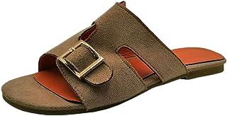 Zanpa Women Casual Summer Slide Sandals