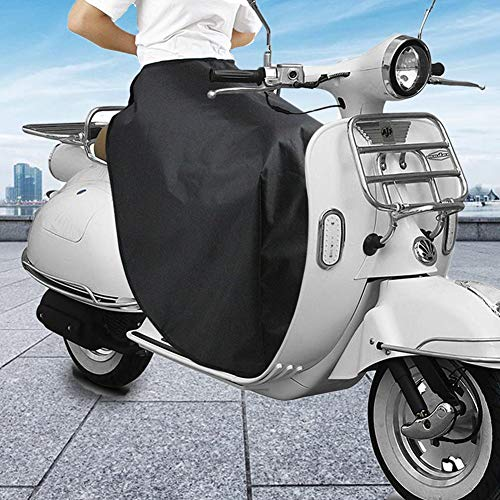Regenschutz Motorroller Wasserdicht Beinschutz Roller Winter Universal Nässeschutz Für Motorrad Rollerfahrer, Schützt Vor Wind, Regen Und Kälte