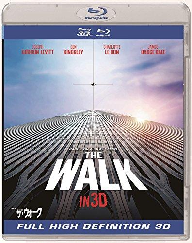 ザ・ウォーク IN 3D(通常版)(2枚組) [Blu-ray] - ジョセフ・ゴードン=レヴィット