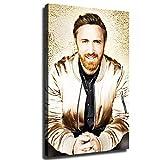 YuHui DJ David Guetta Leinwand Kunstplakat und Wandkunst