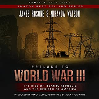 Prelude to World War III audiobook cover art