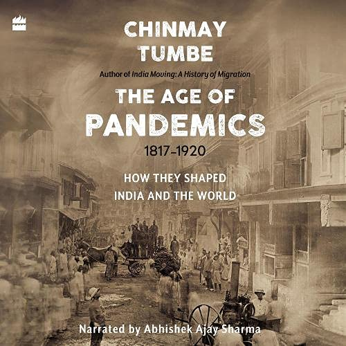Age of Pandemics (1817-1920) cover art