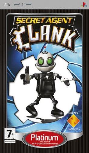 Secret Agent Clank Platinum