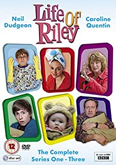 Life Of Riley - The Complete Series One - Three