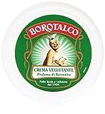 Feuchtigkeitspflege samtigen Körpercreme Geruch von Borotalco 150 Ml