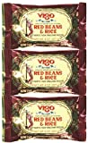 Vigo Red Bean & Rice mix, 8 oz, 3 pk