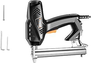 Xb Set Grapadora de Aire comprimido Manual Clavadora para Acabados neumática Acabado Brad Nailer clavadoras de Pistola Clavos Aire eléctrico neumáticas máquina