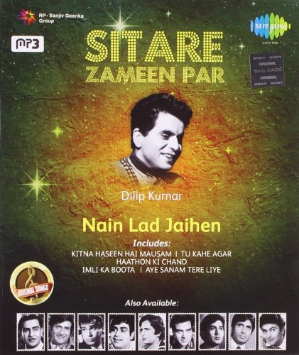 "Sitare Zameen Par - Dilip Kumar ""Naina Lad Jaihen"""