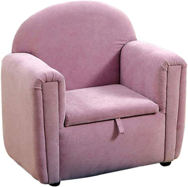Benzara BM137933 Fabric Upholstered Sofa Chair, Purple