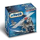 eitech 00067 - Set básico de construcción en metal, modelo avión / helicóptero [importado de Alemania] , color/modelo surtido