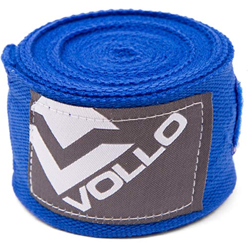 Bandagem Elastica, Vollo Sports, Azul