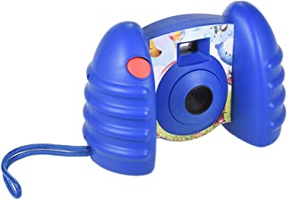 Andoer Kids Digital Camera 2MP Photo HD Video Sport Camcorder DV with 1.44 Inch TFT Screen 0.3MP CMOS Sensor for Boy Girl Kids Birthday Holiday Toy Gift Blue