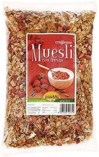 Granovita Muesli Crujiente Fresas Cereales - 750 gr