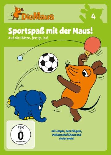 Die Sendung mit der Maus DVD 4: Sportspaß mit der Maus