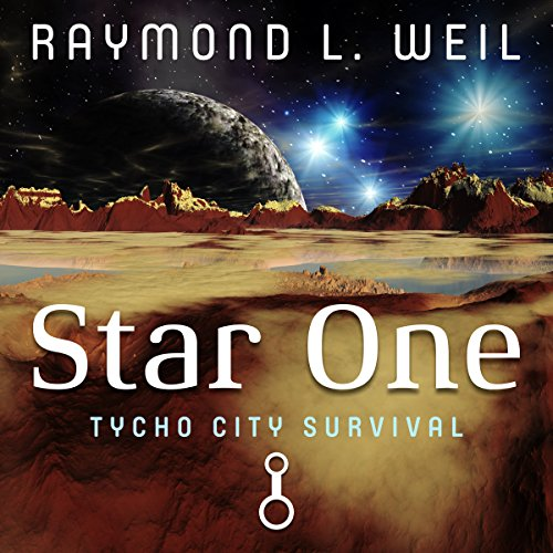 Star One audiobook cover art