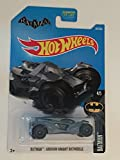 Hot Wheels 2017 Batman Arkham Knight Batmobile 267/365, Gray