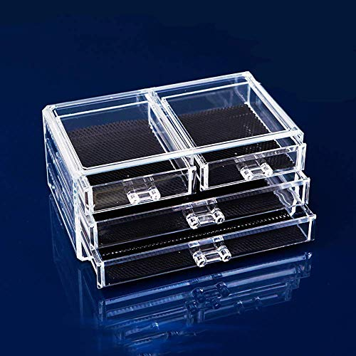 Hoge kwaliteit Storage Box Three-Layer Drawer Cosmetics afwerking box Perfume Nagellak