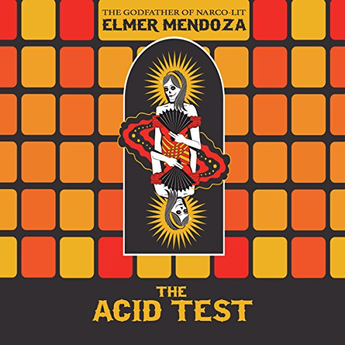 The Acid Test audiobook cover art