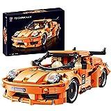 FADY Cochecito deportivo con motor de retorno, set de construcción compatible con Lego Technic – 769 piezas