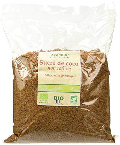 RITA LA BELLE Sucre de Coco BIO, 1 kg