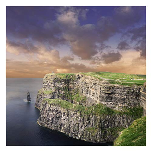 Fototapete selbstklebend - Cliffs Of Moher - Wandbild Quadrat 192x192 cm