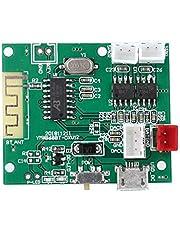 Haihuic Bluetooth 5.0レシーバーボード ステレオオーディオアンプ 2x5Wミニアンプモジュール3.7-5V DIYワイヤレススピーカー用