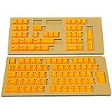 東プレ キーキャップセット REALFORCE108KT5 PBT製 Realforce日本語配列108キーセット 昇華印刷 オレンジ SA0100-KT5