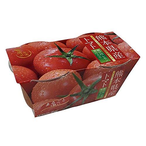 黄金の果実 熊本県産 トマト・ゼリー(2個入りパック)