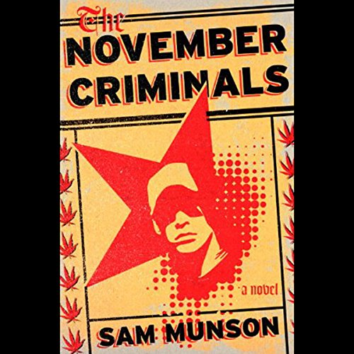 The November Criminals audiobook cover art