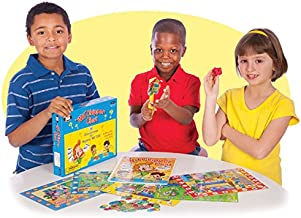 Super Duper Publications WH Chipper Chat Magnetic Game with Magic Wand Educational Learning Resource for Children