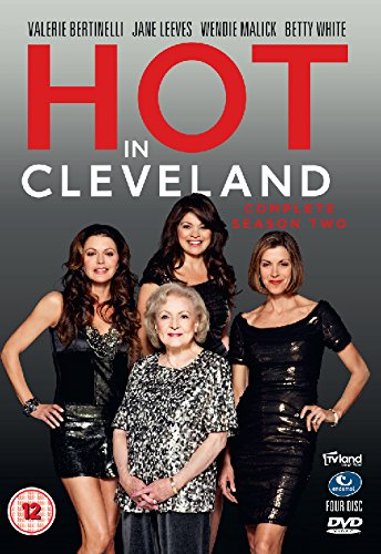 Hot in Cleveland - The Complete Series 2 [DVD] [UK Import]