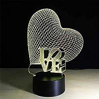 3Dビジョンエフェクトはリモートコントロールイリュージョンランプで見る16色の変化クリスマスギフトUsb電源リモートで変化