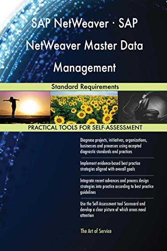SAP NetWeaver - SAP NetWeaver Master Data Management: Standard Requirements