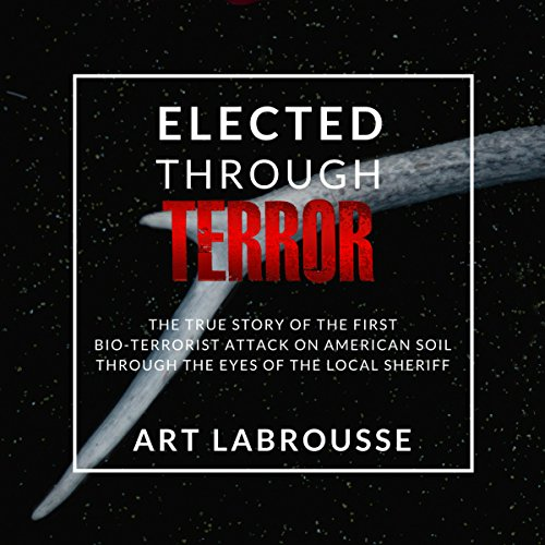 Elected Through Terror audiobook cover art