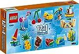 LEGO 40411 - 12-in-1-Sommerspaß 2020 (240 Teile)